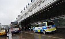 Rootsi sai Iraagist teateid Islamiriigi terroriohu kohta Stockholmis