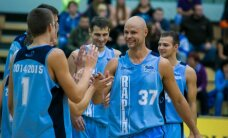 Kauaaegne Eesti korvpallikoondislane Andre Pärn saab väärilise lahkumismängu