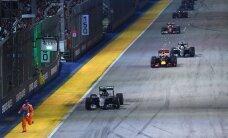 Rosberg: pole just kena vaatepilt, kui su 300 km/h kihutava auto ees keegi jookseb