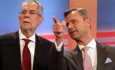 Põgenikekriisi tuules kipuvad Austrias võimule pääsema parempopulistid