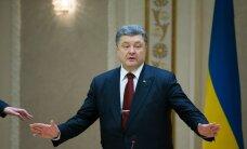 Порошенко сообщил о соблюдении режима тишины в Донбассе