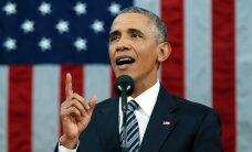 Обама: санкции против России должны оставаться в силе