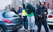 Kolmes Euroopa riigis vahistati viis Islamiriigi rakukese loomises kahtlustatavat
