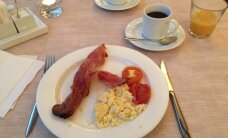 SUUR HOMMIKUSÖÖKIDE TEST, VIII osa: Nordic Hotel Forum - keskpärane suure hotelli hommikusöök koos kaasnevate plusside ja miinustega