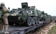 USA roteeruv soomusbrigaad saabub Euroopasse jaanuaris ja jagatakse riikide vahel Eestist Bulgaariani