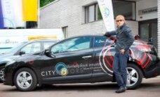 Eesti parim vormelipiloot Sten Pentus sai süsimusta Renault'