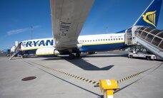IATA statistika: Ryanair osutus maailma kõige populaarsemaks rahvusvaheliseks lennufirmaks
