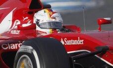 VIDEO: Mercedese ülemvõim murtud! Vormel-1 Singapuri etapi kvalifikatsioonis pani Vettel kõigile pika puuga