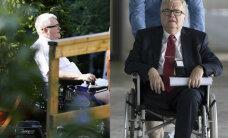 FOTOD: Savisaar laseb end ratastoolis lükata vaid avalikkuse ees ja vurab Hundisilmal ise ringi 14 000 eurose elektrimasinaga