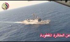 В Средиземном море обнаружены обломки пропавшего A320 EgyptAir