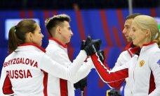 Сборная России по керлингу стала чемпионом мира в миксте