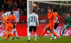 ВИДЕО: Ближайший соперник сборной Эстонии сыграл вничью с Голландией