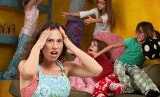 Kümme lihtsat viisi, kuidas lapsevanem saab stressi maandada