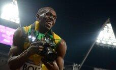 Maailmarekordimehe Bolti populaarsus ei peitu tema kiiretes jalgades