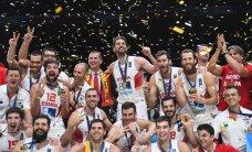 FOTOD ja VIDEO: Korvpalli EM-i kuldmedalid võitis Hispaania, Leedu sai 17 punktiga lüüa!