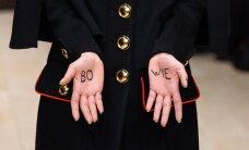 Burberry tegi eilsel moeetendusel David Bowiele liigutava austusavalduse