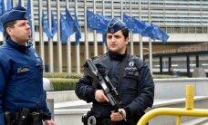 Eestlane Brüsselis: abikaasal oli õnne veidi enne plahvatust metroorongilt maha astuda