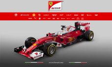 FOTOD: Ferrari F1 meeskond esitles uut vormelit