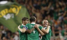 13 päeva jalgpalli EM-ini: maailmameistrit näpistanud Iirimaa loodab üllatuse sepistada ka Belgia ja Itaalia vastu