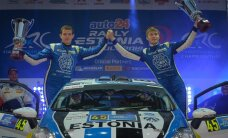 M-Spordi juht Malcom Wilson kiitis Sander Pärna sõitu auto24 Rally Estonial