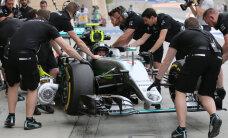 Rosberg oli Bahreinis ka teise vabatreeningu kiireim, üllatusmees kolmas