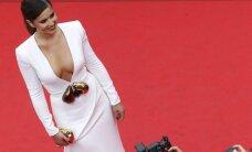 Cheryl Cole jättis kolides maha oma aluspesu
