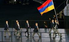 Armeenia atleedid vilistati Aserbaidžaanis välja