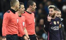 """ФОТО и ВИДЕО: """"Барселона"""" потерпела первое поражение в Лиге чемпионов"""