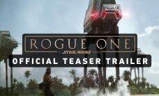 """TREILER: """"Rogue 1: Tähesõdade lugu"""" on uus nägemus tuttavast loost"""