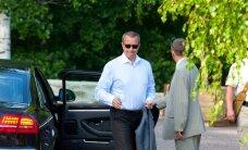 ФОТО: Президент угостил на водяной мельнице Оанду друзей Эстонии