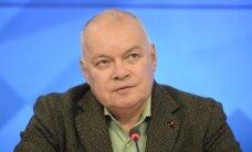 Sõda Vene ajakirjanduses: esipropagandist Kisseljovi nimetati rumalaks ja piiratud koputajaks ning kaabakaks