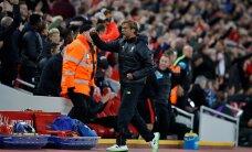 Liverpool kerkis Inglismaal liidrikohta jagama, Klavan väljakule ei pääsenud