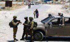Iisrael saadab pärast rünnakut Tel Avivis Läänekaldale lisavägesid