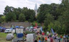 Первая нарвская Летняя ярмарка в Йоаору превзошла ожидания