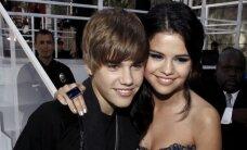 Selena Gomez ja Justin Bieber lahus? Bieber olevat liiga lapsik
