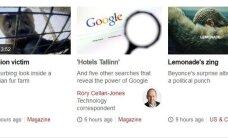 Tallinn jõudis Google'i tõttu Briti rahvusringhäälingu uudisteportaali esiküljele