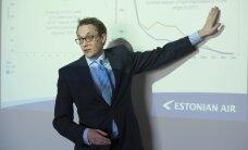 Estonian Air ei taha lendude kahjumit avalikustada