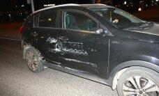 Как поступать, если на парковке поцарапали автомобиль и виновник скрылся?