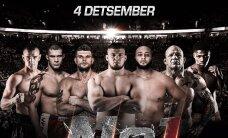 Nr. 1 Fight Show toob Tallinnasse tõelise MMA-legendi!