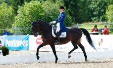 Dina Ellermann alustas Helsingi võistlust kõrge kohaga