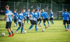 Eesti jalgpallikoondist tabas FIFA edetabelis ülisuur kukkumine