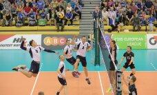 Eesti võrkpallikoondis kaotas Belgiale eduseisust