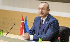 Türgi välisminister: Venemaa on Türgi hea partner, aga ka agressor