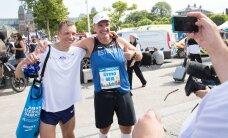 FOTOD: Roman Fosti jooksis Amsterdami EM-il poolmaratonis hooaja tippmargi