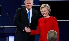 Они сошлись: как прошли первые дебаты Клинтон и Трампа