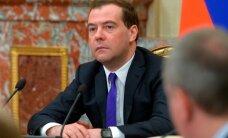 Медведев заявил, что в России исчерпан лимит на революции