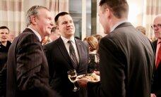 ФОТО DELFI: Юри Ратас: Эстония и Финляндия должны продолжать тесное экономическое сотрудничество