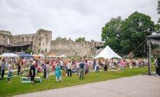 NÄDAL PILDIS: Haapsalus toimus joogafestival ja USA tudengid oli Lõuna-Eesti haiglas töövarjutamas