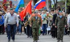 На следующей неделе в Нарве начнутся праздничные мероприятия, посвященные Дню победы