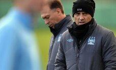 Manchester City peatreenerile esitati ultimaatum
